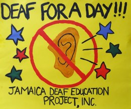 #DEAFFORADAY